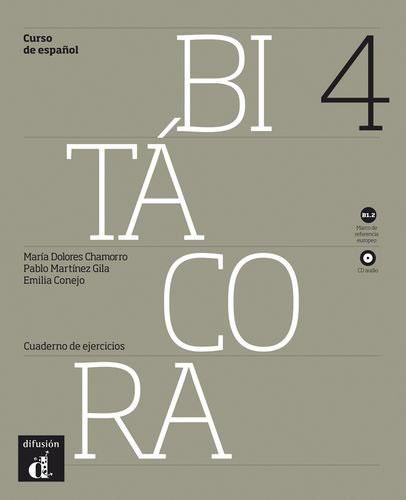 Bitacora 4: В1.2: Cuaderno de ejercicios (+ CD) цена и фото