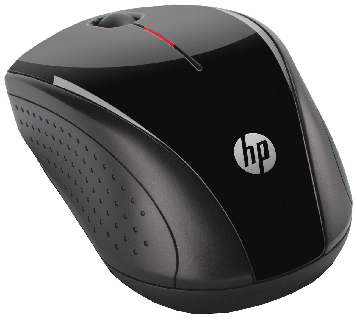 лучшая цена Мышь HP X3000, Black