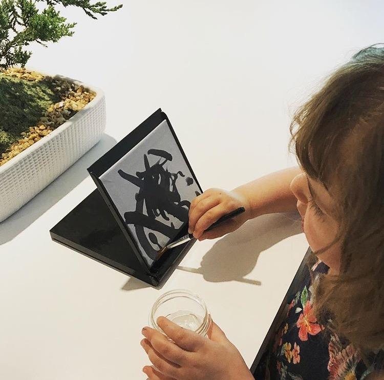 Акваборд Мини Планшет для рисования водой