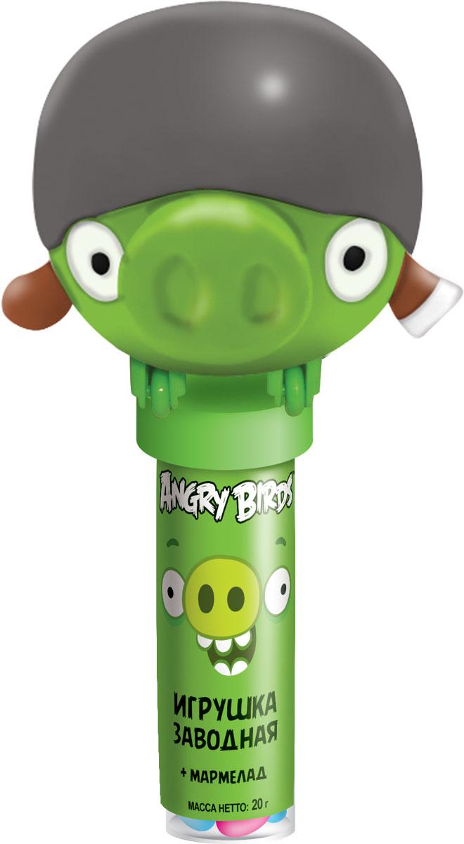 цена на Angry Birds мармелад жевательный с игрушкой, 20 г, в ассортименте