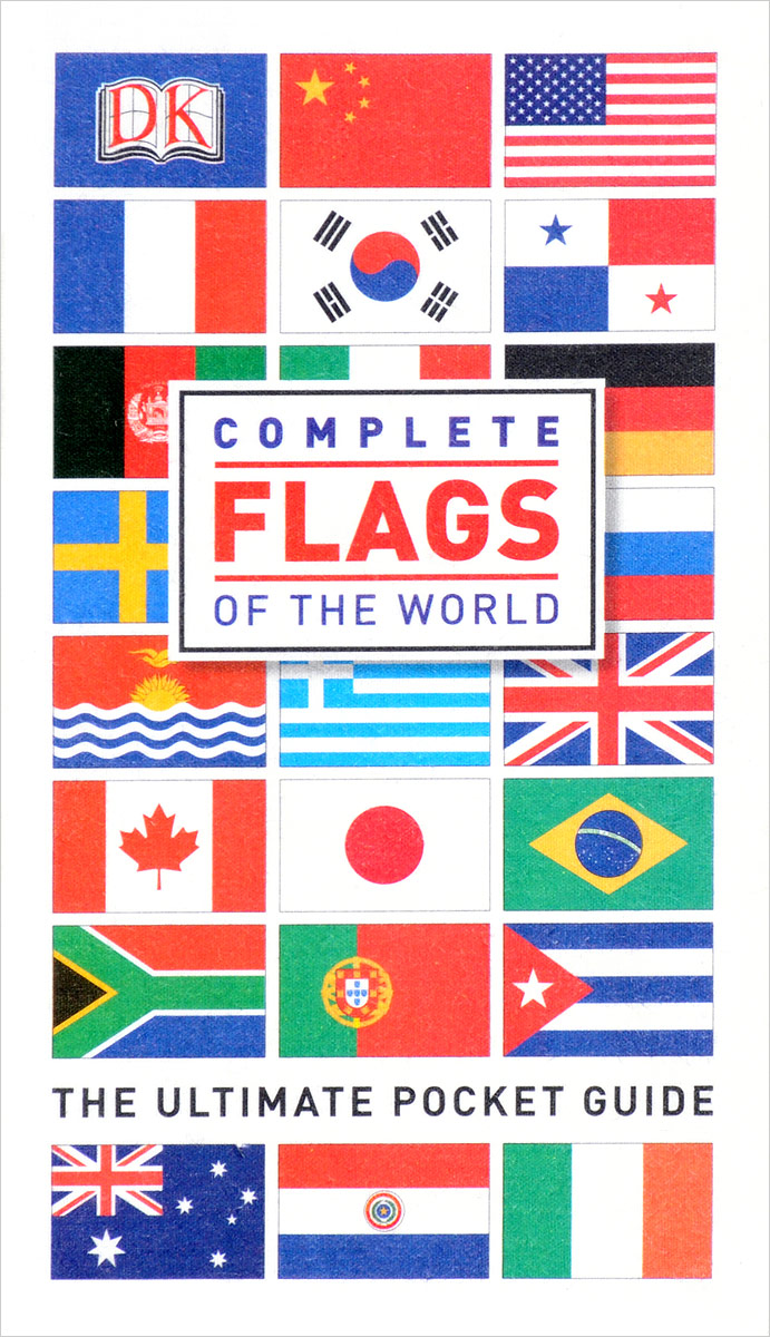 Complete Flags of the World: The Ultimate Pocket Guide bazaldua barbara frozen the essential guide