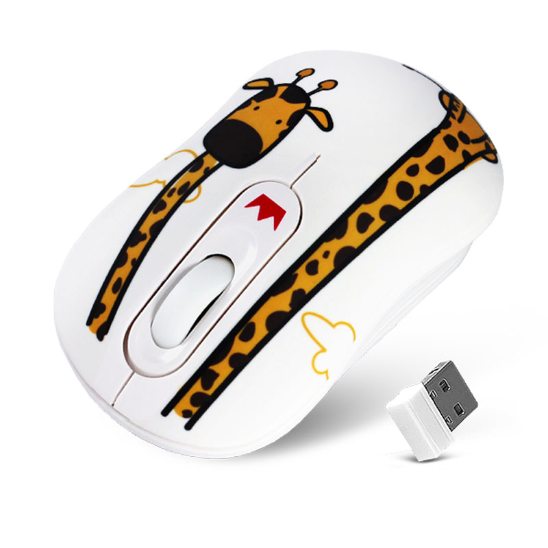 Мышь Crown Micro CMM-928W Giraffe беспроводная crown cmm 926w black