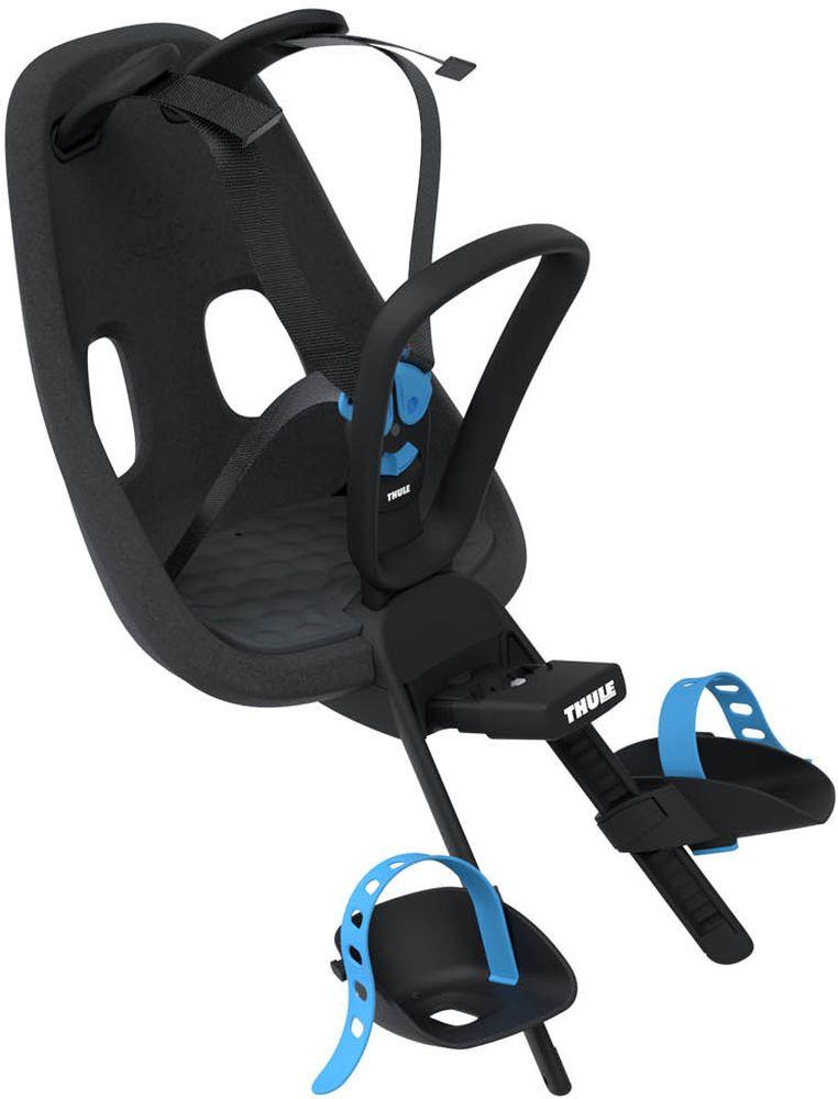 Детское велокресло Thule Yepp Nexxt Mini, цвет: черный цена