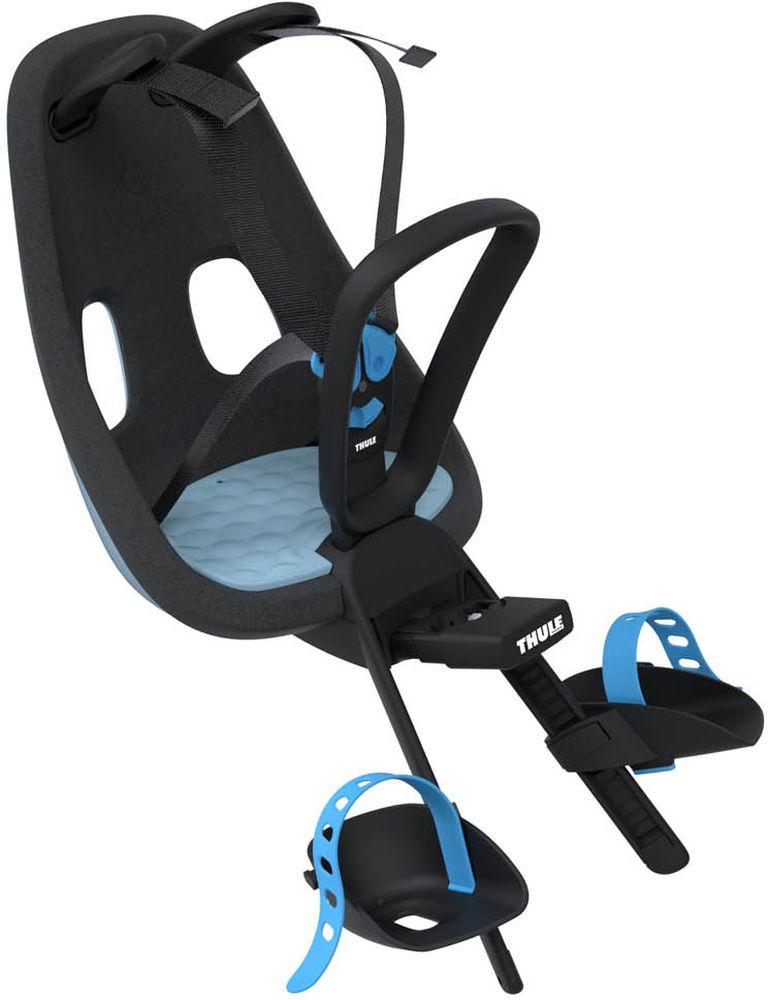 Детское велокресло Thule Yepp Nexxt Mini, цвет: голубой цена