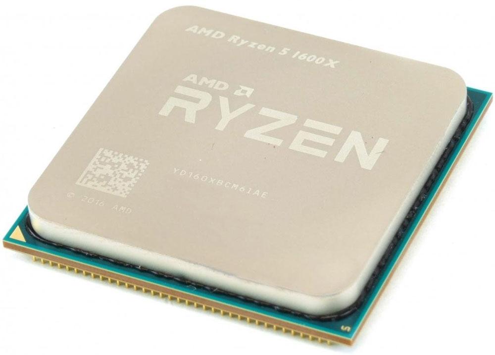Процессор AMD Ryzen 5 1600X