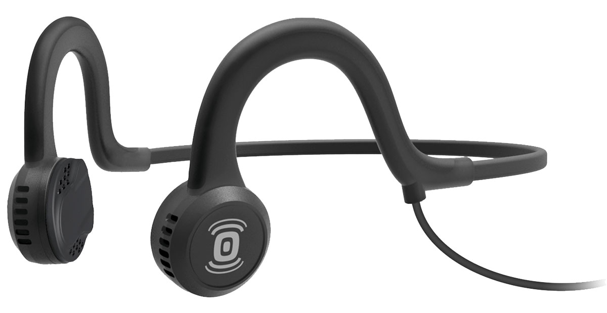 лучшая цена Aftershokz Sportz Titanium AS401, Black наушники