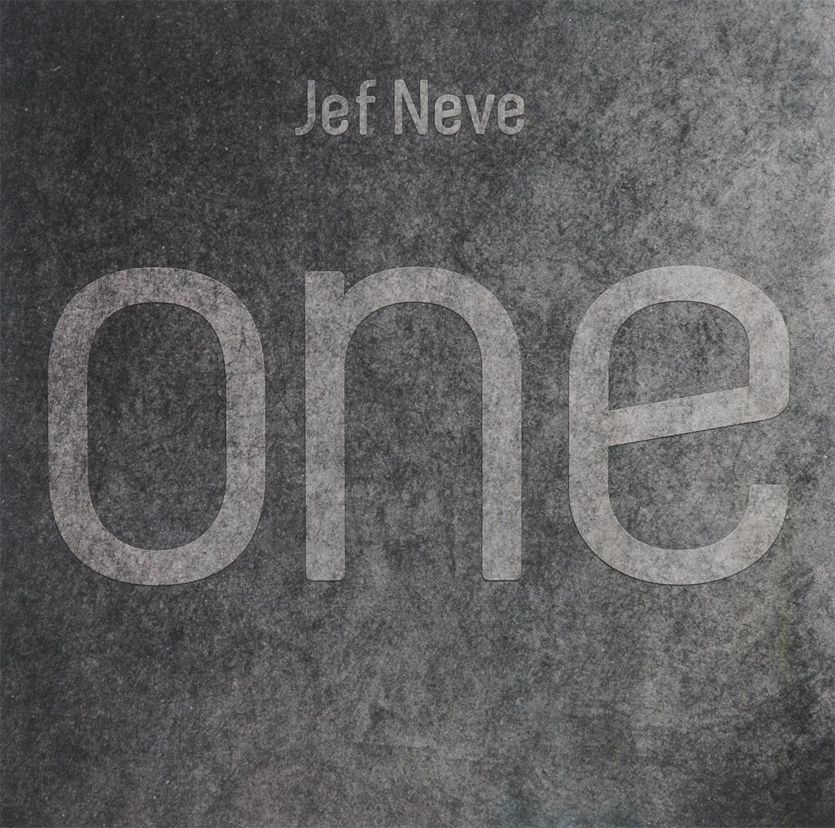 Джеф Неве Jef Neve. One (LP)