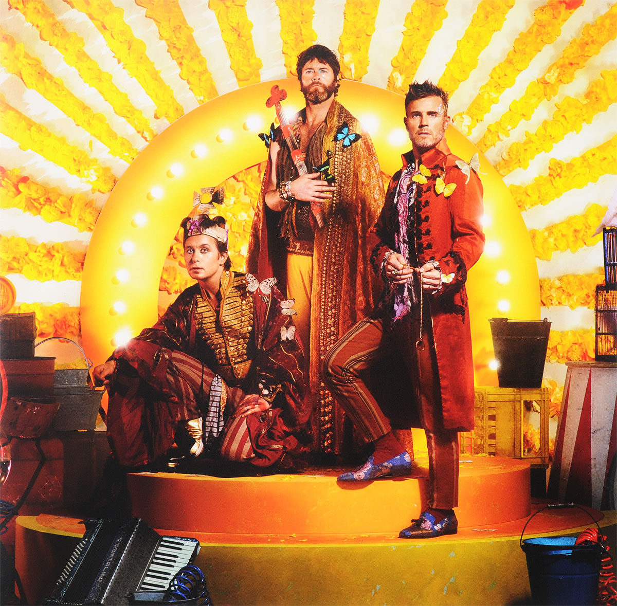 Take That Take That. Wonderland (LP) take that take that the ultimate collection never forget