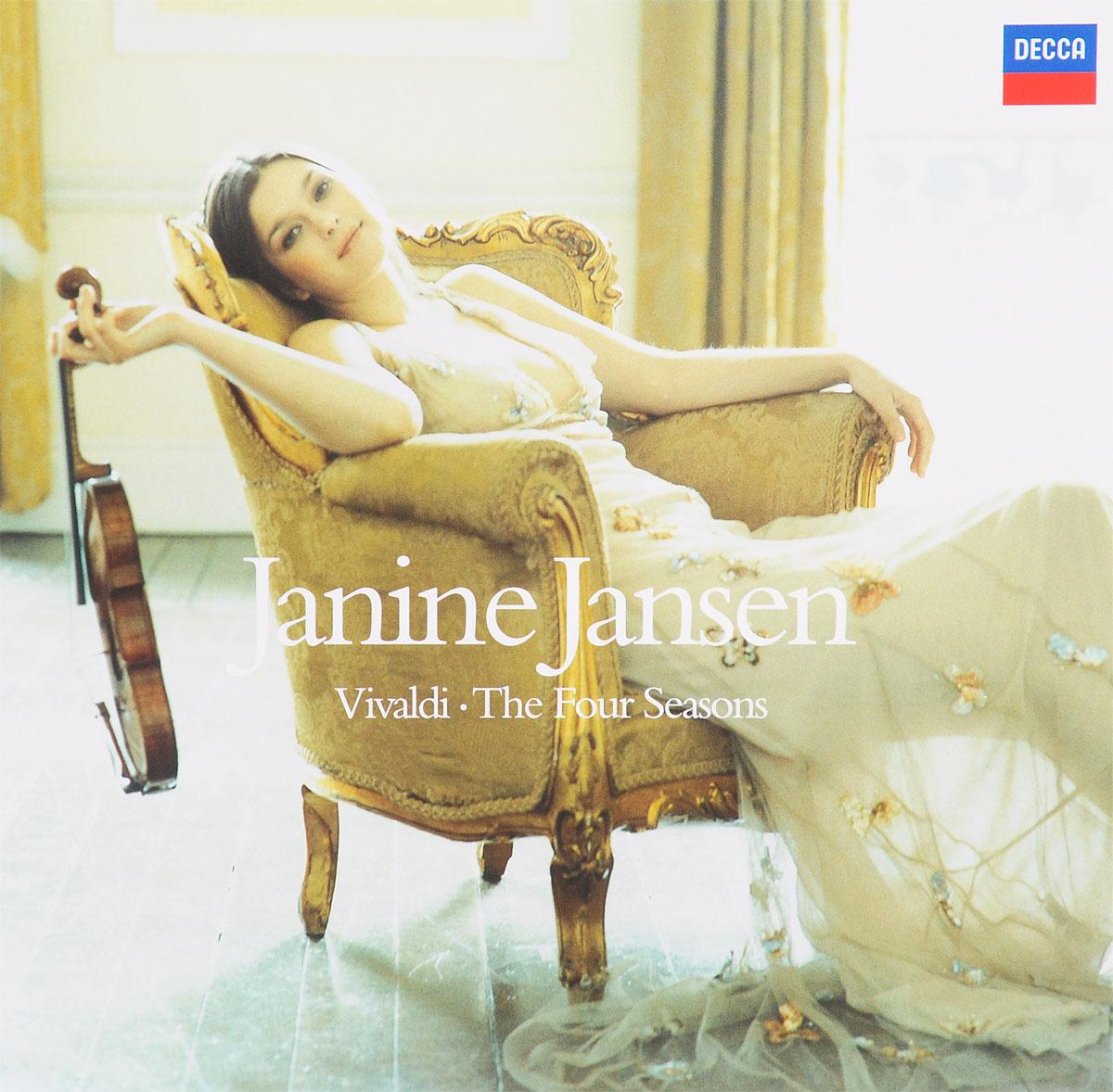 Дженин Дженсен Janine Jansen. Vivaldi. The Four Seasons (LP) дженин дженсен janine jansen prokofiev