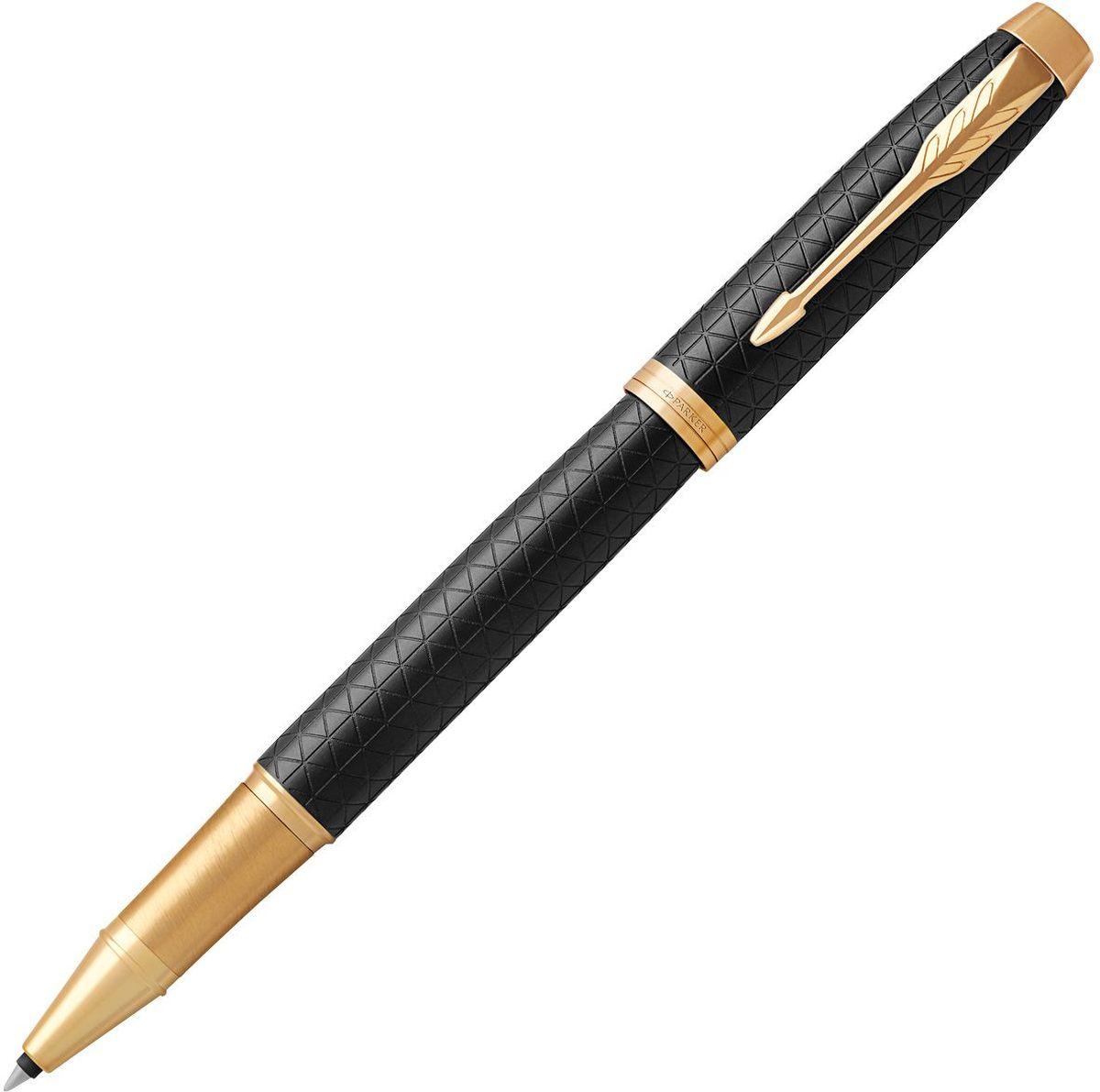 Parker Ручка-роллер IM Premium Black GT черная