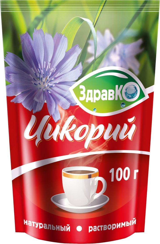 цены на ЗдравКо цикорий растворимый, 100 г  в интернет-магазинах