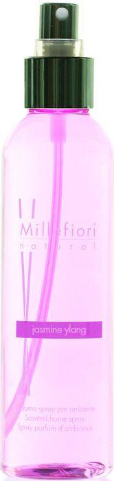 Духи-спрей для дома Millefiori Milano Natural Жасмин Иланг-Иланг / Jasmine Ylang, 150 мл духи спрей для дома millefiori milano natural лес и полевые цветы legni e fiori d arancio 150 мл