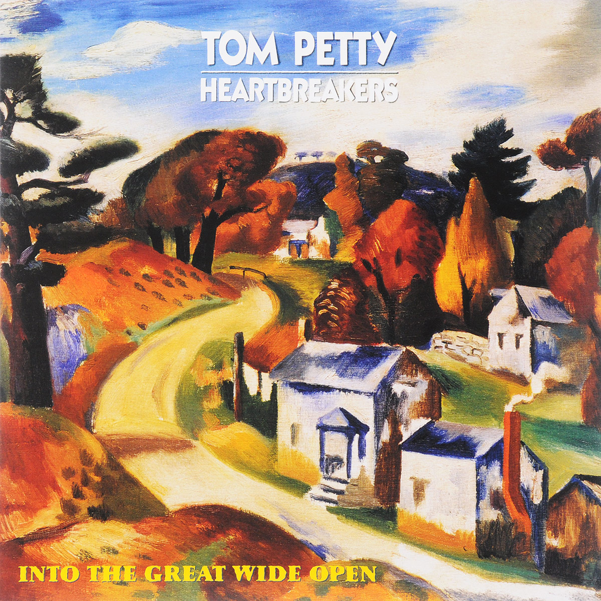 Фото - Том Петти Tom Petty. Into The Great Wide Open (LP) green side pockets wide leg plain middle waisted pants
