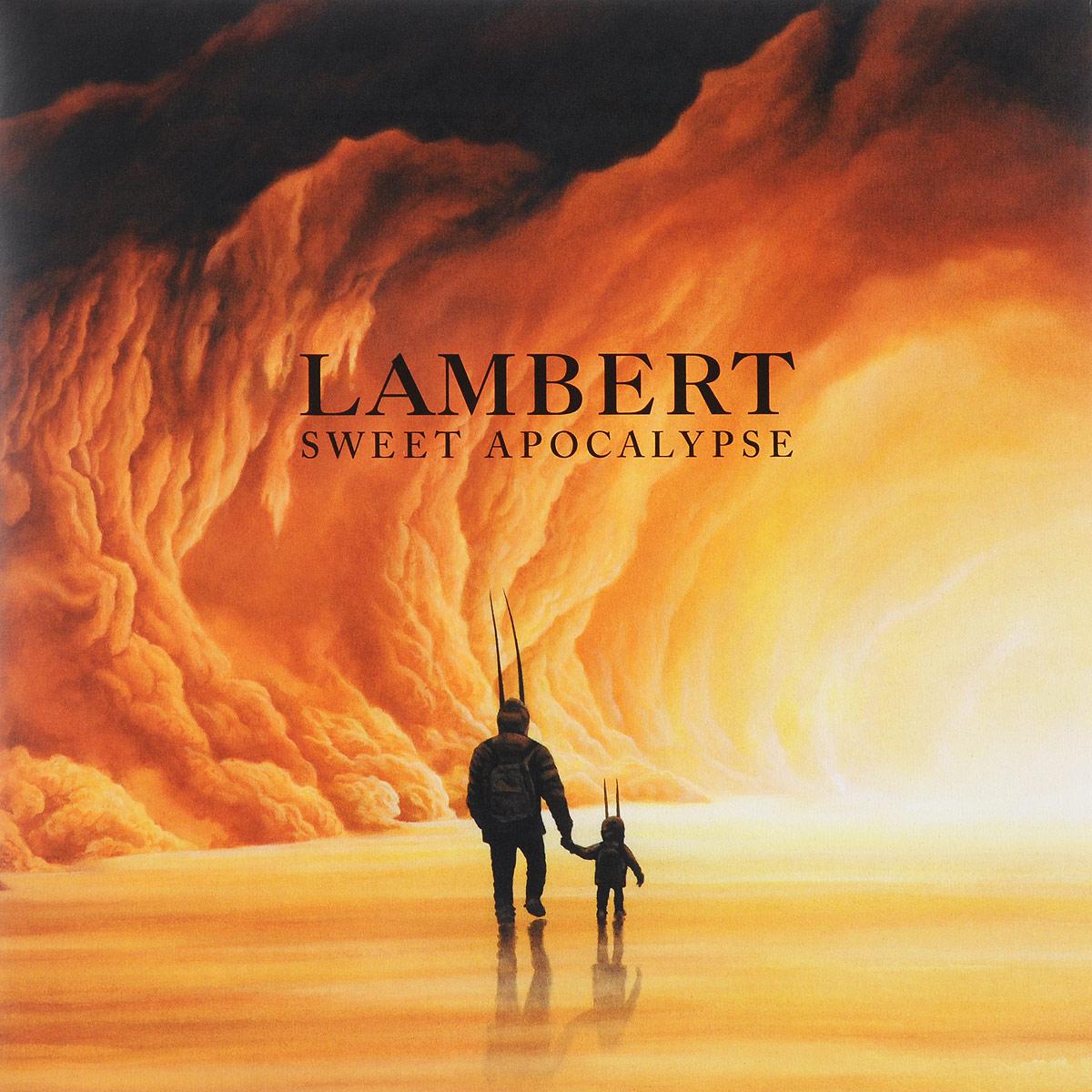 Lambert Lambert. Sweet Apocalypse (LP) monsieur lambert