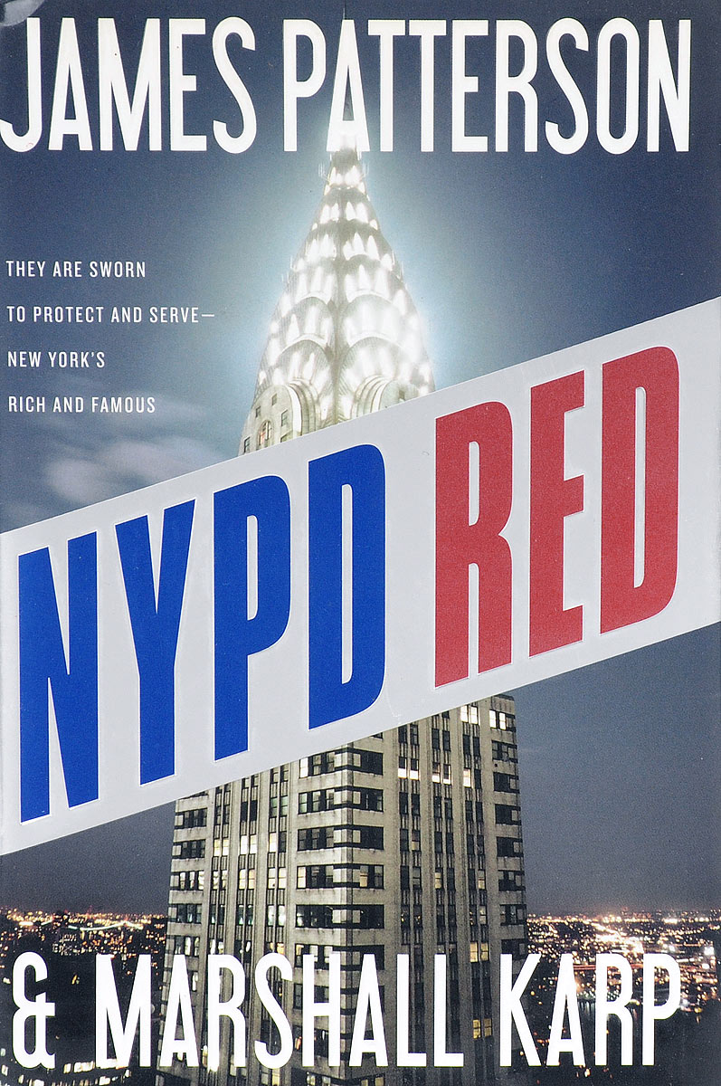 James Patterson, Marshall Karp NYPD red patterson j nypd red 5
