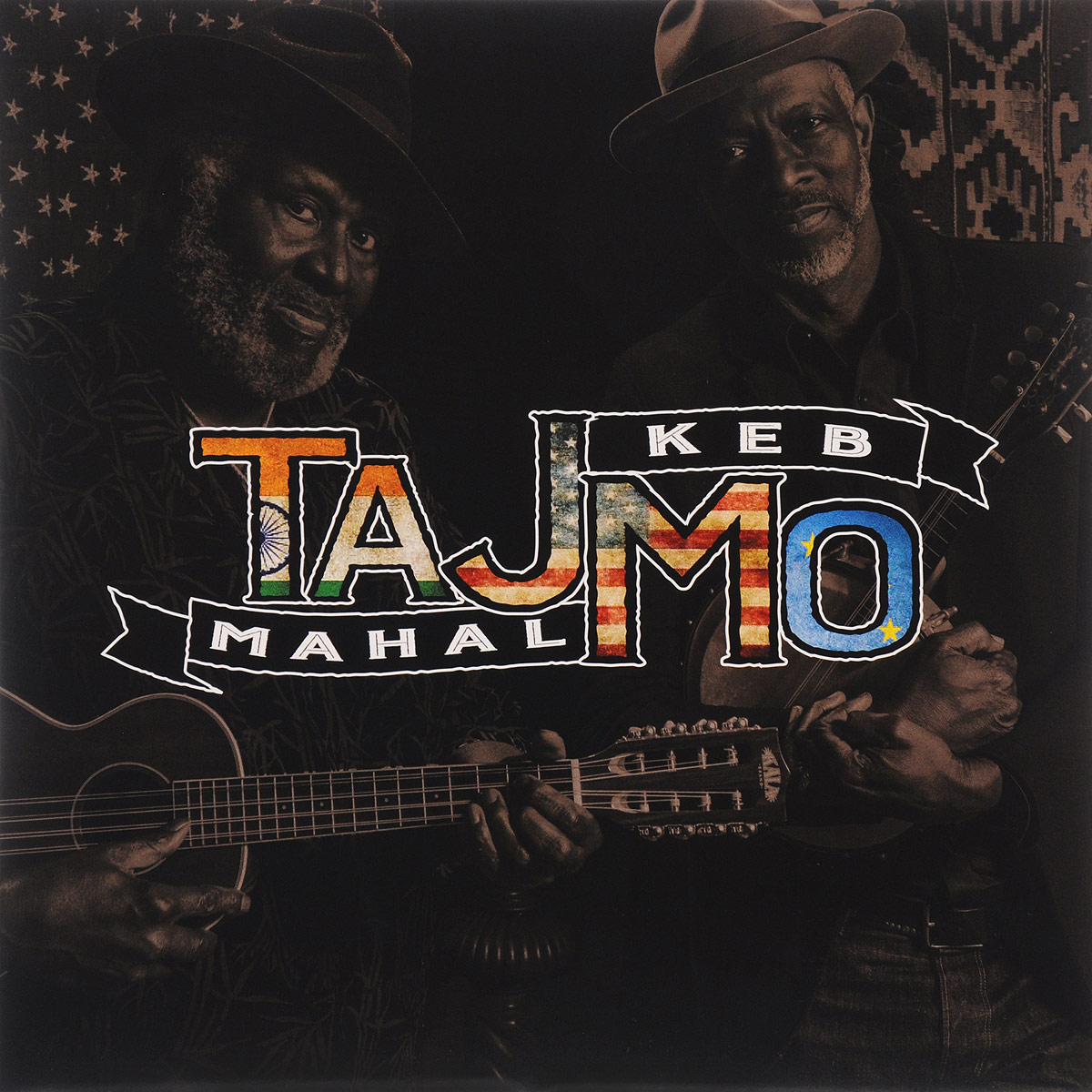 Taj Mahal,Кеб Мо Mahal, Keb Mo. TajMo (LP)