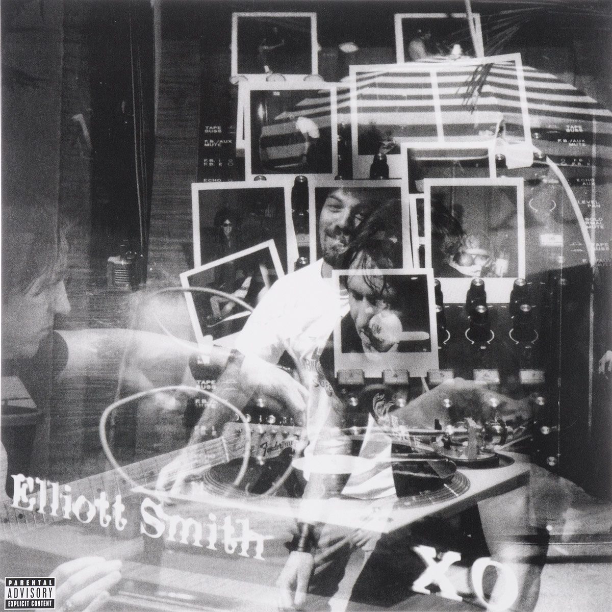 Эллиот Смит Elliott Smith. XO (LP) elliott smith elliott smith from a basement on the hill 2 lp