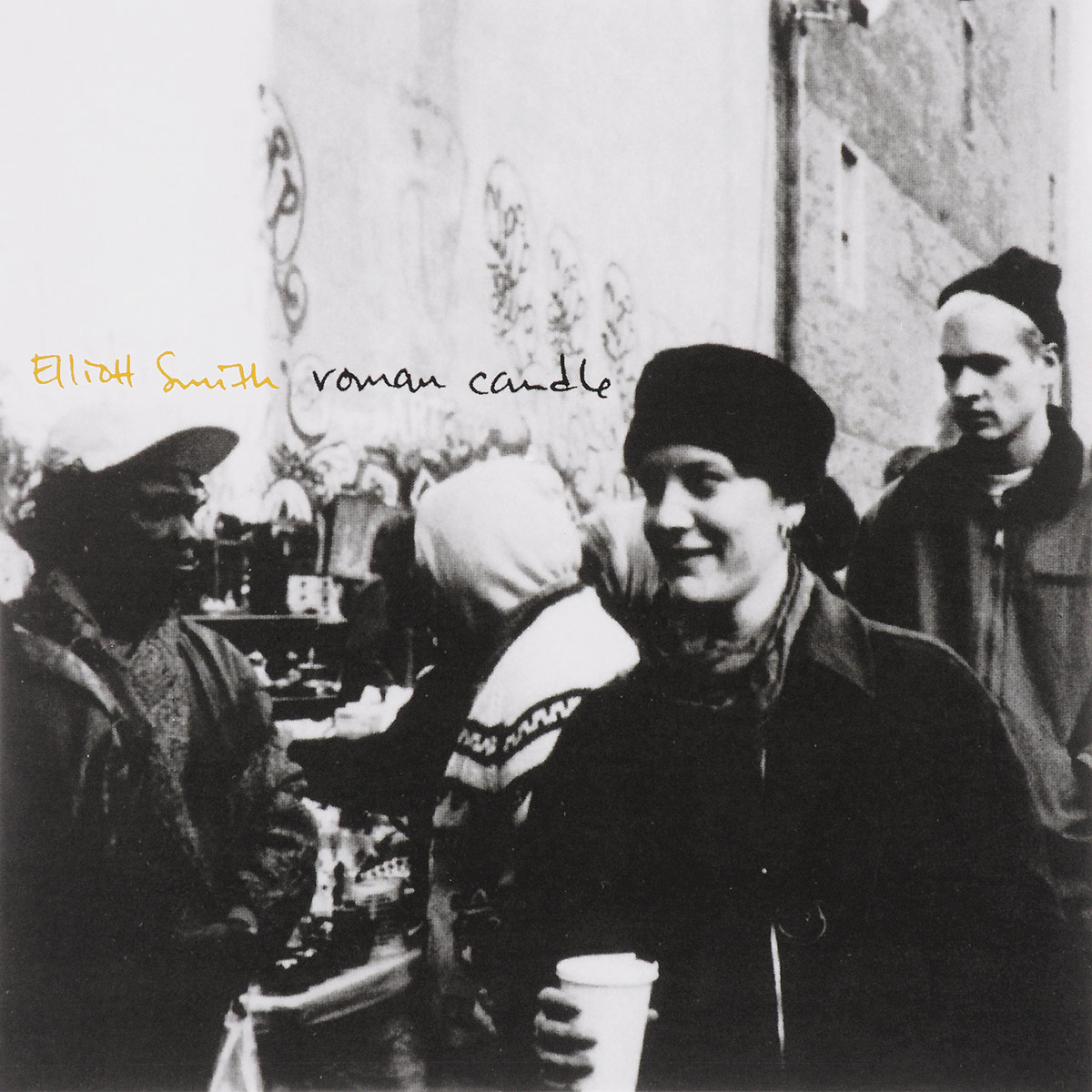 Эллиот Смит Elliott Smith. Roman Candle (LP) elliott smith elliott smith from a basement on the hill 2 lp