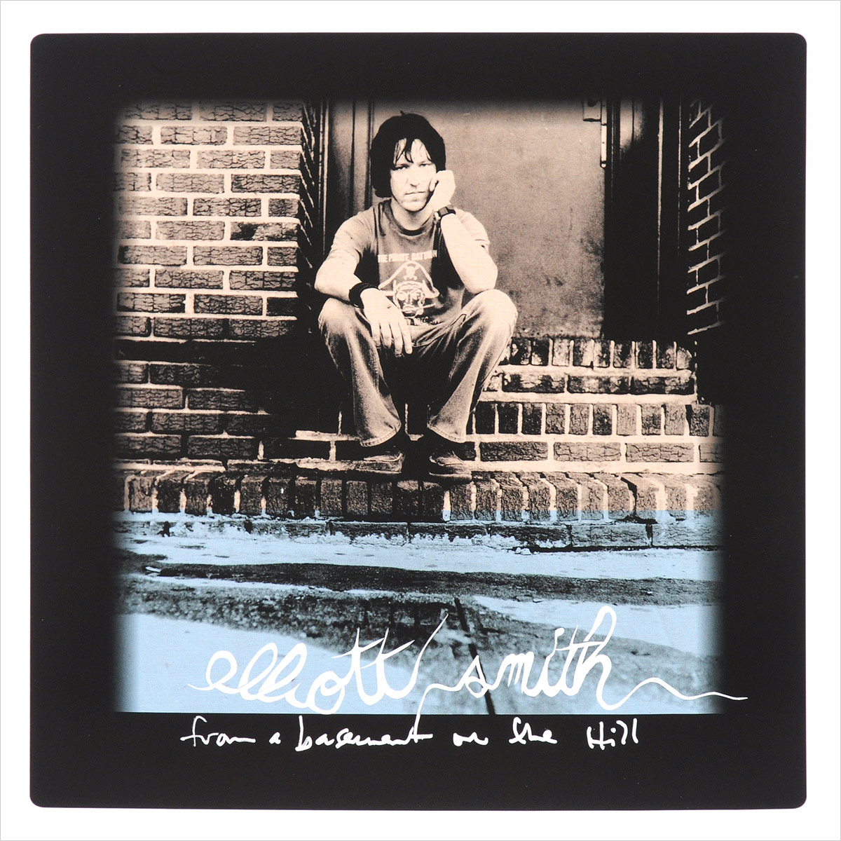 Эллиот Смит Elliott Smith. From A Basement On The Hill (2 LP) elliott smith elliott smith from a basement on the hill 2 lp