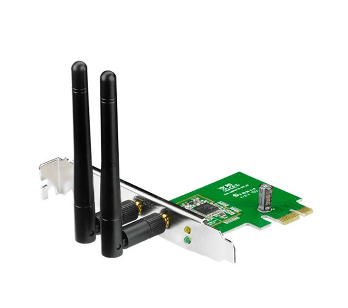 ASUS PCE-N15 сетевой адаптер wifi asus pce ac55bt pci express