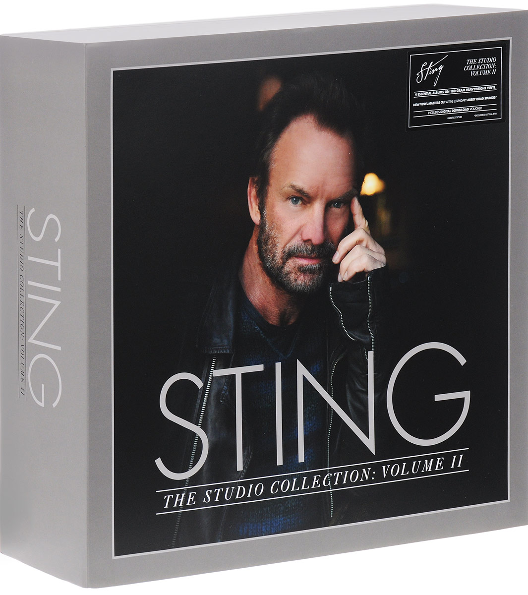 Стинг Sting. The Complete Studio Collection. Volume 2 (5 LP) binful 6 7 9 9 7 soft tablet case cover for ipad mini 2 3 4 air 1 universal liner sleeve tablets zipper pouch bag