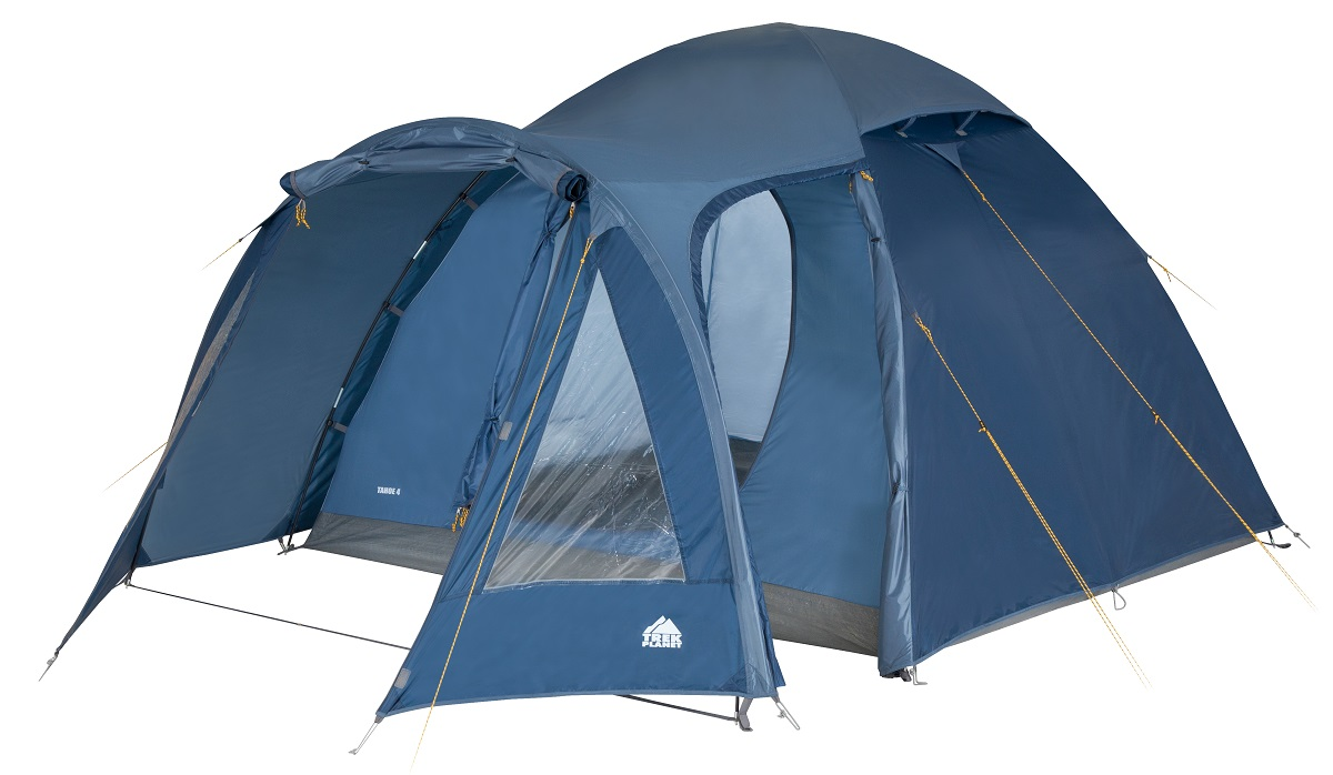 """Палатка пятиместная TREK PLANET """"Tahoe 5"""", цвет: синий"""