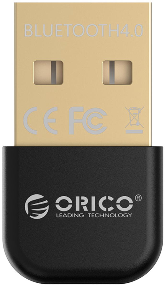 Фото - Orico BTA-403, Black Bluetooth адаптер bluetooth передатчик orico bta 403 bk black