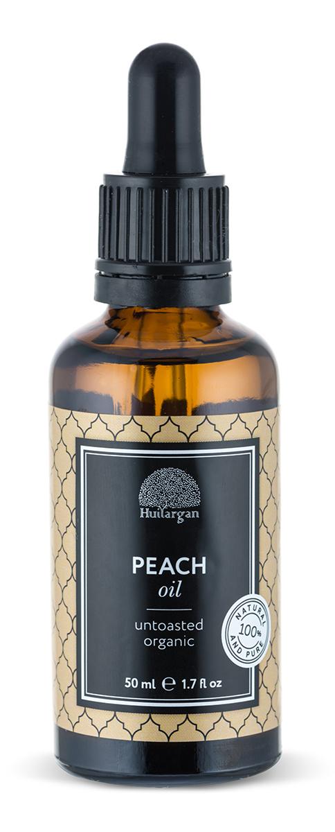 Huilargan Персиковое масло, 50 мл масло антивозрастное для кожи вокруг глаз huilargan 10 мл