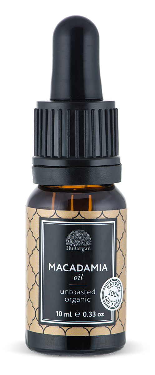 Huilargan Макадамии масло, 10 мл масло антивозрастное для кожи вокруг глаз huilargan 10 мл