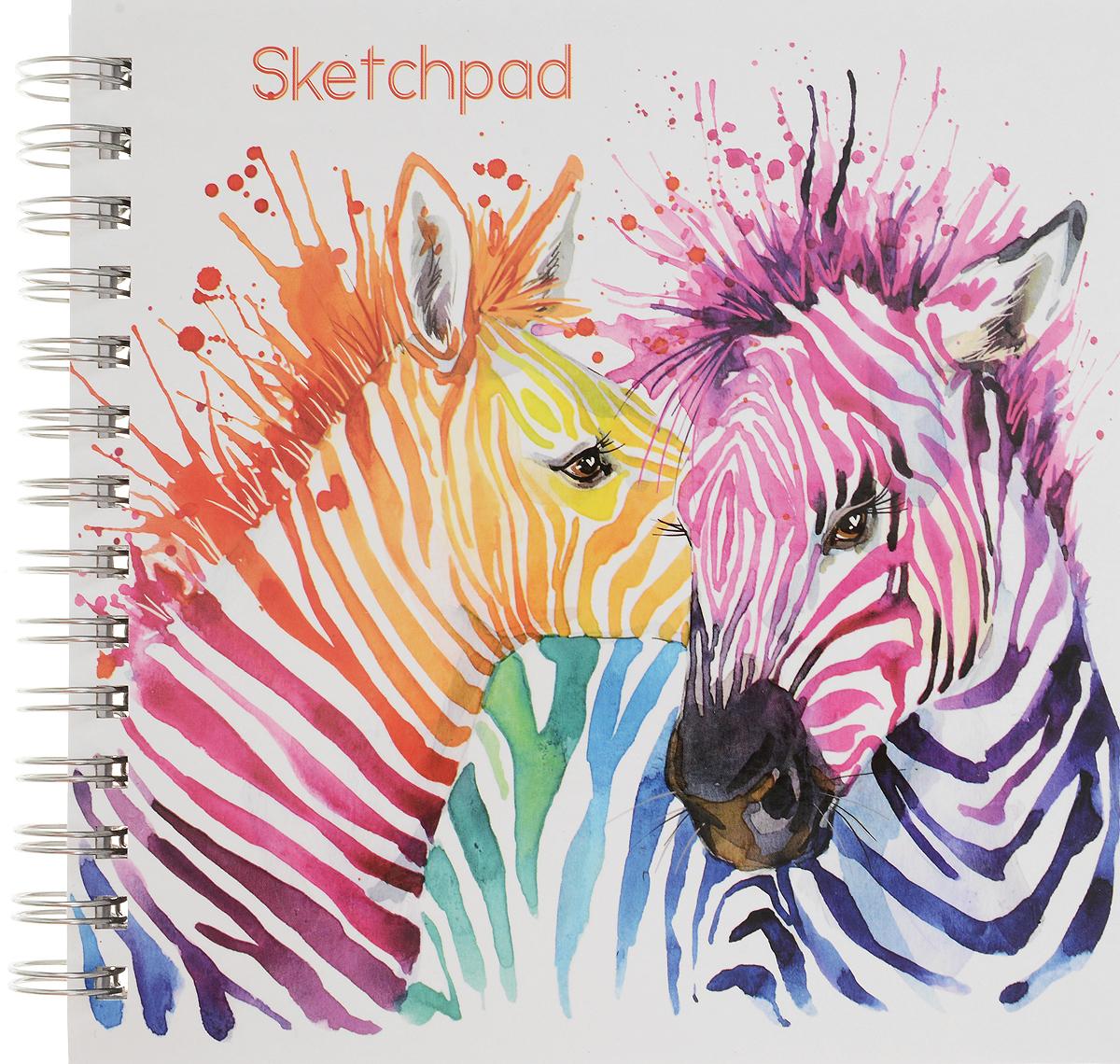 Феникс+ Альбом для эскизов Креатив 80 листов альбом для рисования феникс 47110 5 полосатые коты 40 листов