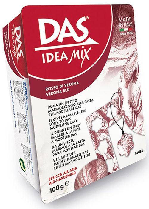 Das Масса для моделирования Idea Mix цвет Verona Red 100 г
