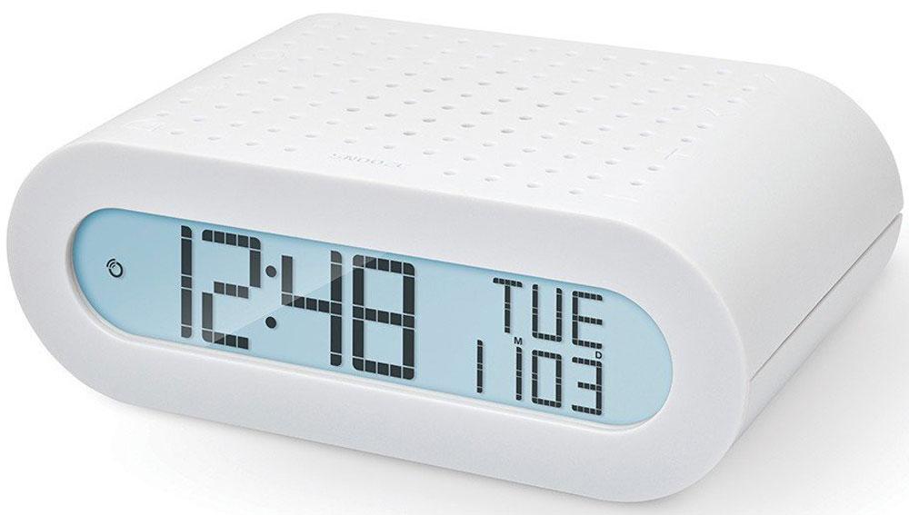 Oregon Scientific RRM116-w, White радиочасы часы oregon scientific rrm116 red