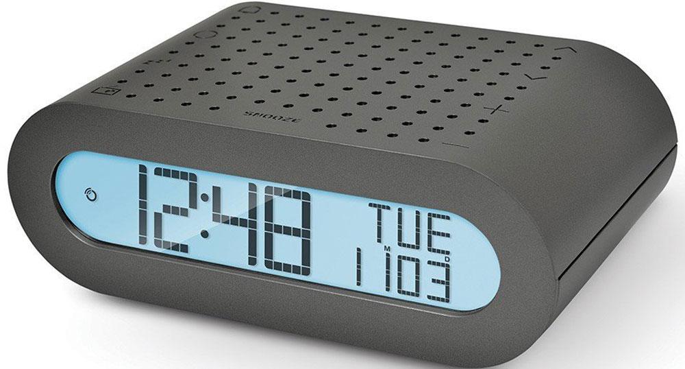 Радио-будильник Oregon Scientific RRM116-g, Grey