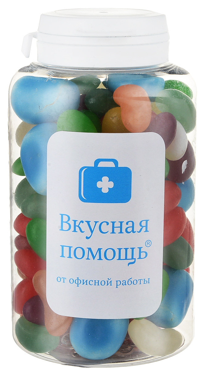 Конфеты Вкусная помощь От офисной работы, 250 мл конфеты вкусная помощь для храбрости 150 мл