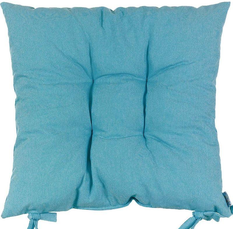 Подушка на стул Altali Волна, голубой подушки на стул altali подушка на стул с рисунком марселла лайн