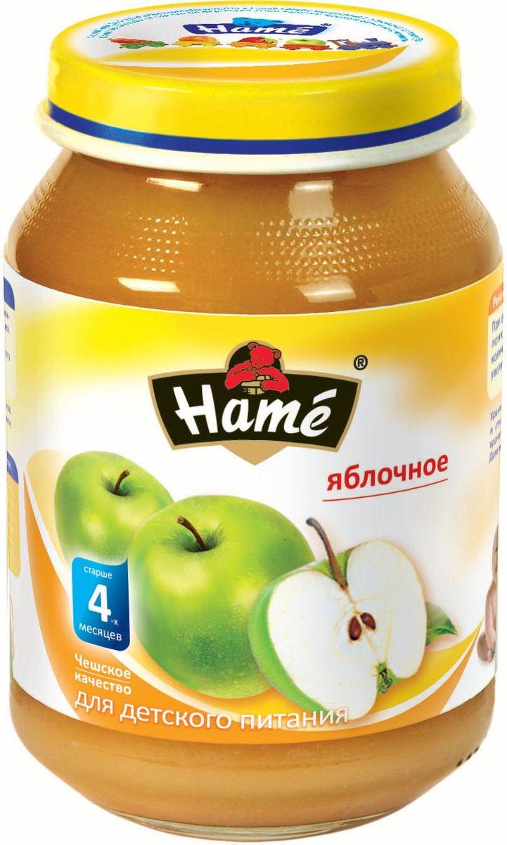 Hame яблоко фруктовое пюре, 190 г
