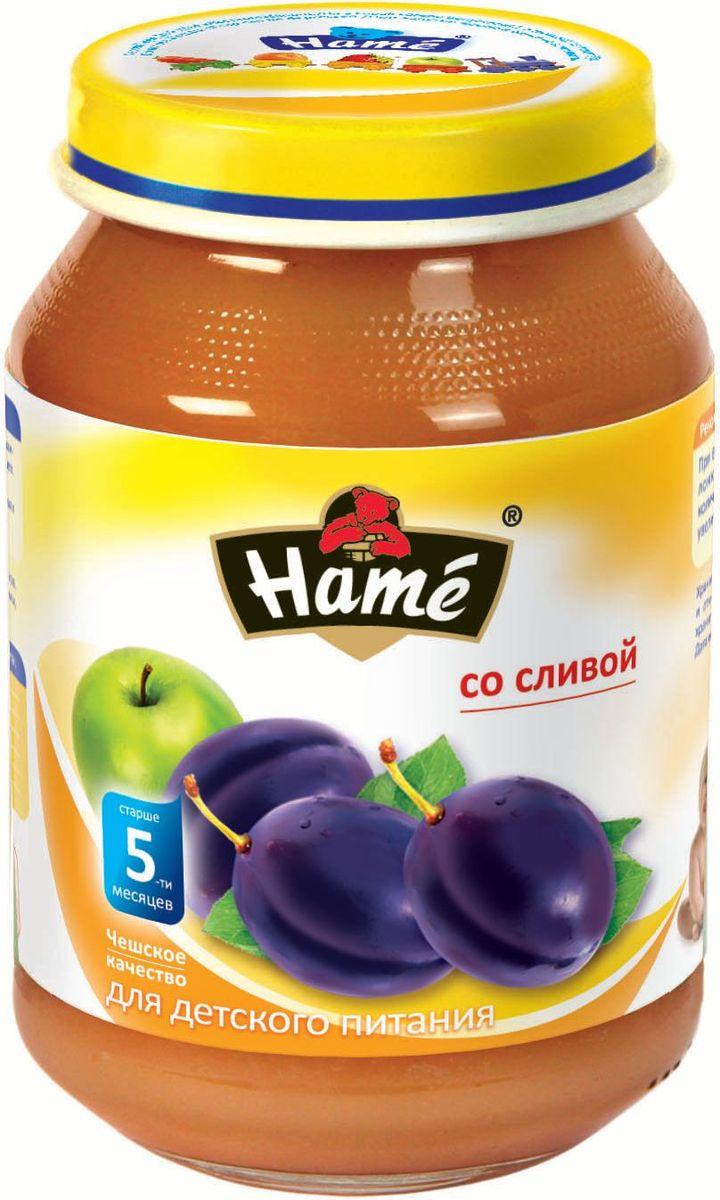 Hame слива фруктовое пюре, 190 г