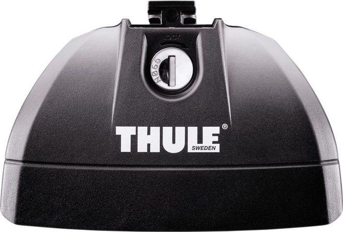 Упоры для автомобилей Thule, со специальными штатными местами, низкий комплект багажника thule wingbar edge для автомобилей со штатными местами цвет черный 959220