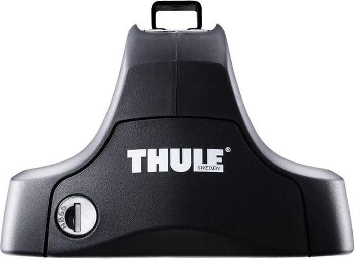 Упоры для автомобилей с гладкой крышей Thule