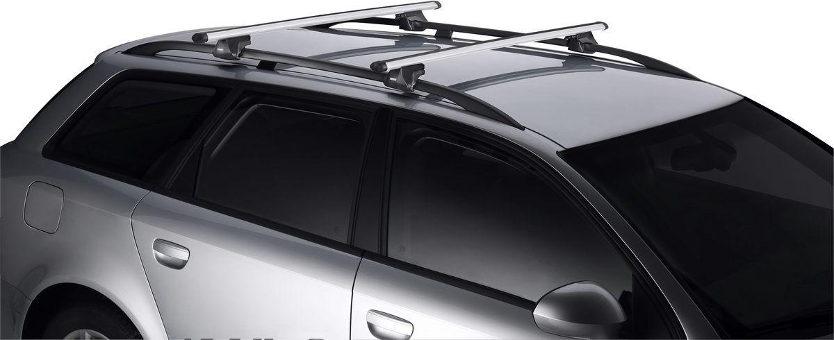"""Дуги багажные Thule """"SmartRack"""", аэродинамические, длина 120 см, 2 шт. 794"""