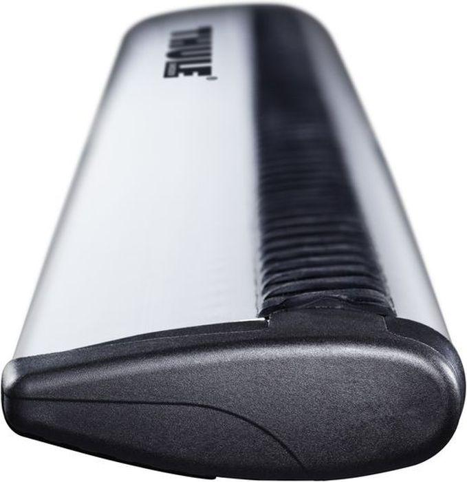 цена на Дуги багажные Thule WingBar, аэродинамические, цвет: серый, черный, длина 135 см, 2 шт. 962
