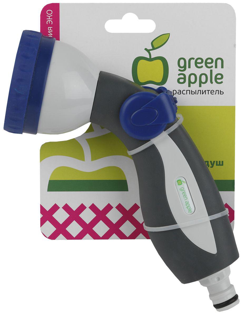 """Пистолет-распылитель Green Apple """"ЕСО"""", 8 режимов"""