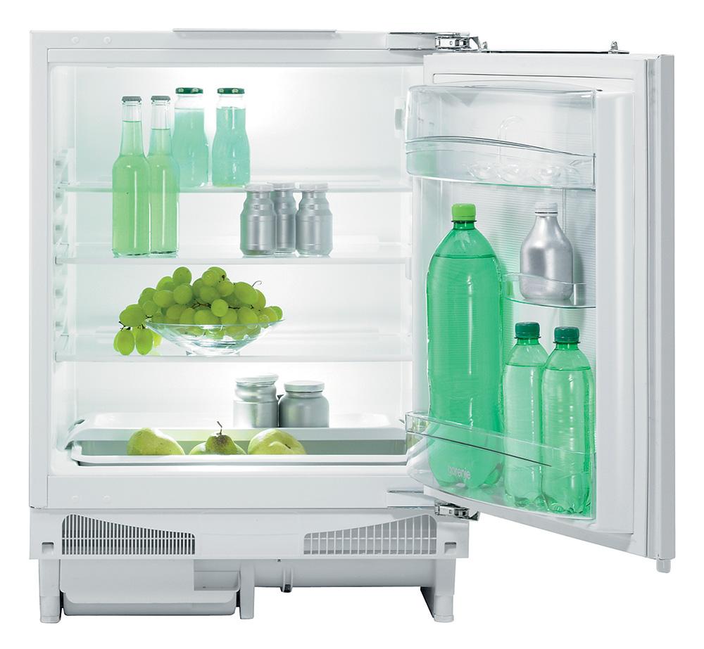 все цены на Холодильник Gorenje RIU6091AW, встраиваемый, белый онлайн