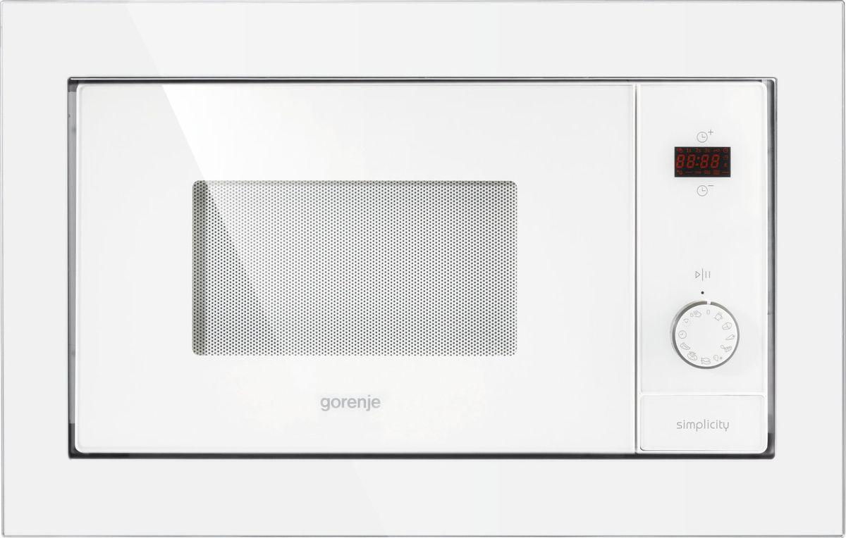 Gorenje BM6240SY2W микроволновая печь встраиваемая микроволновая печь shivaki smw2005mw