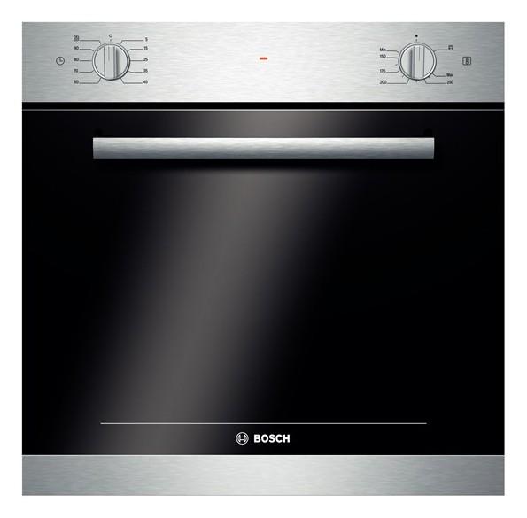 Духовой шкаф Bosch HGN10E050, встраиваемый, газовый, silver