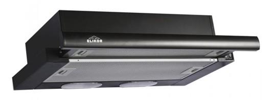 Вытяжка Elikor КВ II М-400-60-260, Black, встраиваемая