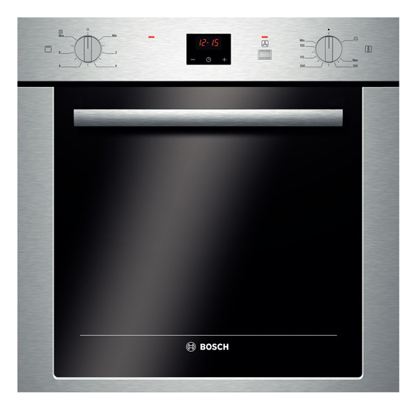 Фото - Духовой шкаф Bosch HGN22F350, встраиваемый, газовый, silver газовый духовой шкаф teka hgs 740 stainless steel