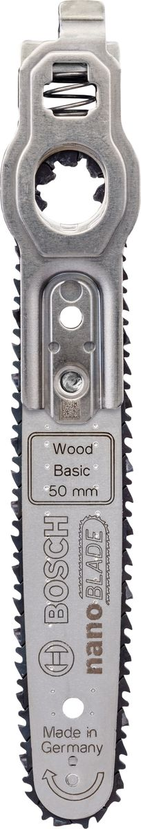 """<b>Полотно пильное Bosch</b> """"Nanoblade Wood Basic 50"""" для Easy ..."""