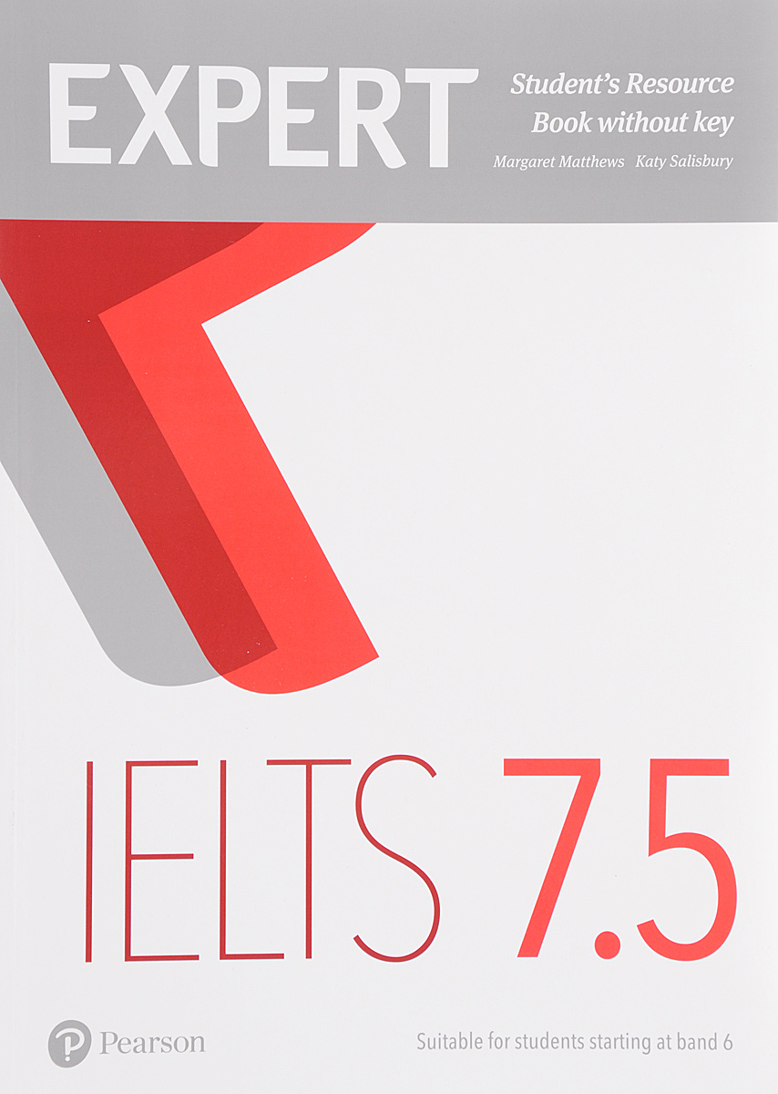 Expert IELTS 7.5: Students' Resource Book without Key achieve ielts 2 english for international education cd rom