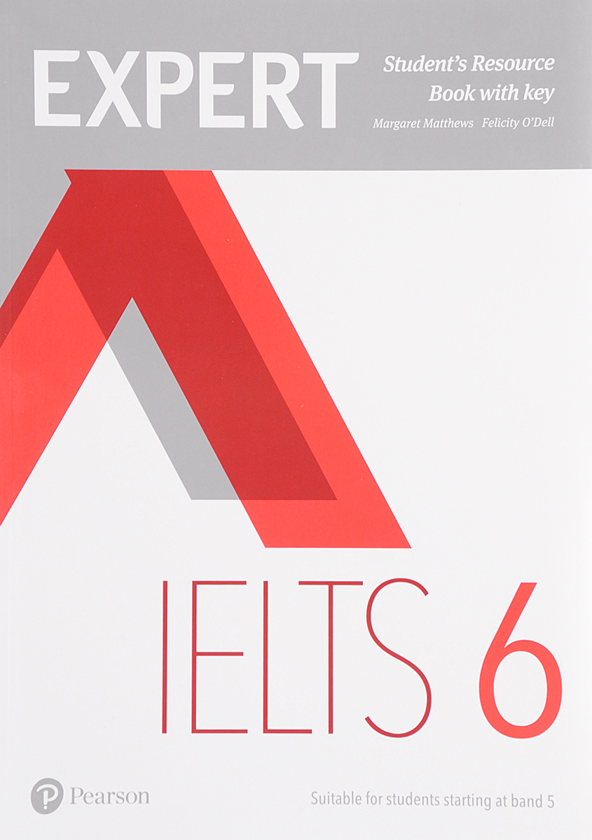 Expert IELTS 6: Students' Resource Book Without Key achieve ielts 2 english for international education cd rom